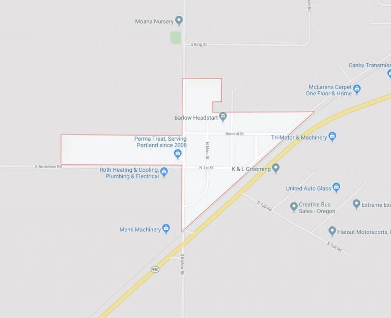 Barlow Map